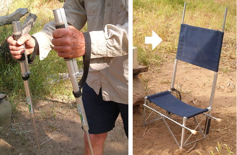 I Got A Press Release About The Sierra Trek Or Chair New Product And Thought Of This Thread